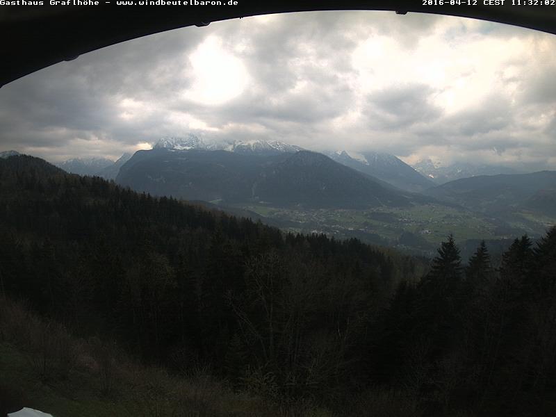 Berchtesgaden, Mt. Watzmann